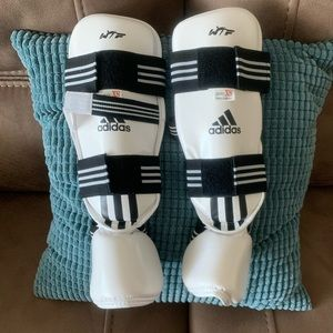 Adidas Shin Instep Sparring Pads
